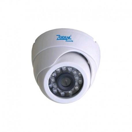 Telecamera Zodiac Dome AHD ottica 3.6mm 720P
