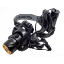 Head Led flashlight