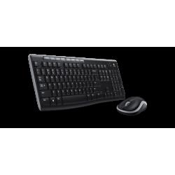 Logitech Kit Tastiera e Mouse Wireless