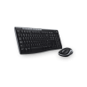 Logitech Kit Tastiera e Mouse Wireless