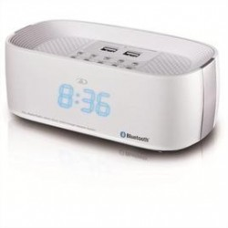 Radiosveglia digitale FM con bluetooth